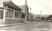 Hwy 191 through Clifton - late 1930s