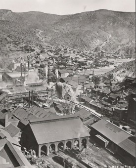 Clifton smelter - 1912